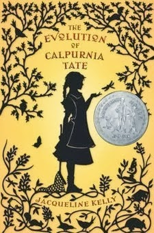 bookcover of Newbery Honor Book - THE EVOLUTION OF CALPURNIA TATE  by Jacqueline Kelly