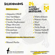 Expondré en Bratislava 2013!