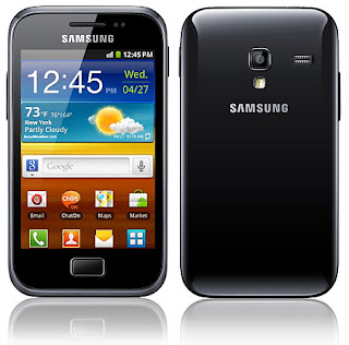 Samsung Galaxy Ace Plus - Harga dan Spesifikasi