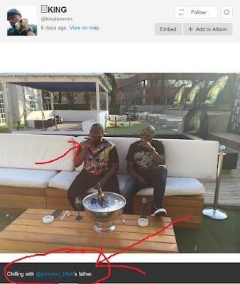 ex husband of zari instagram post