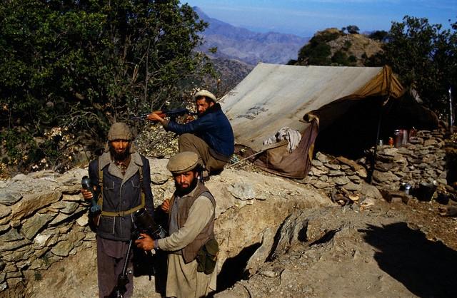 афганистан война 1979-1989 видео моджахедов смотреть