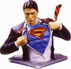 Busto Clark Kent Superman