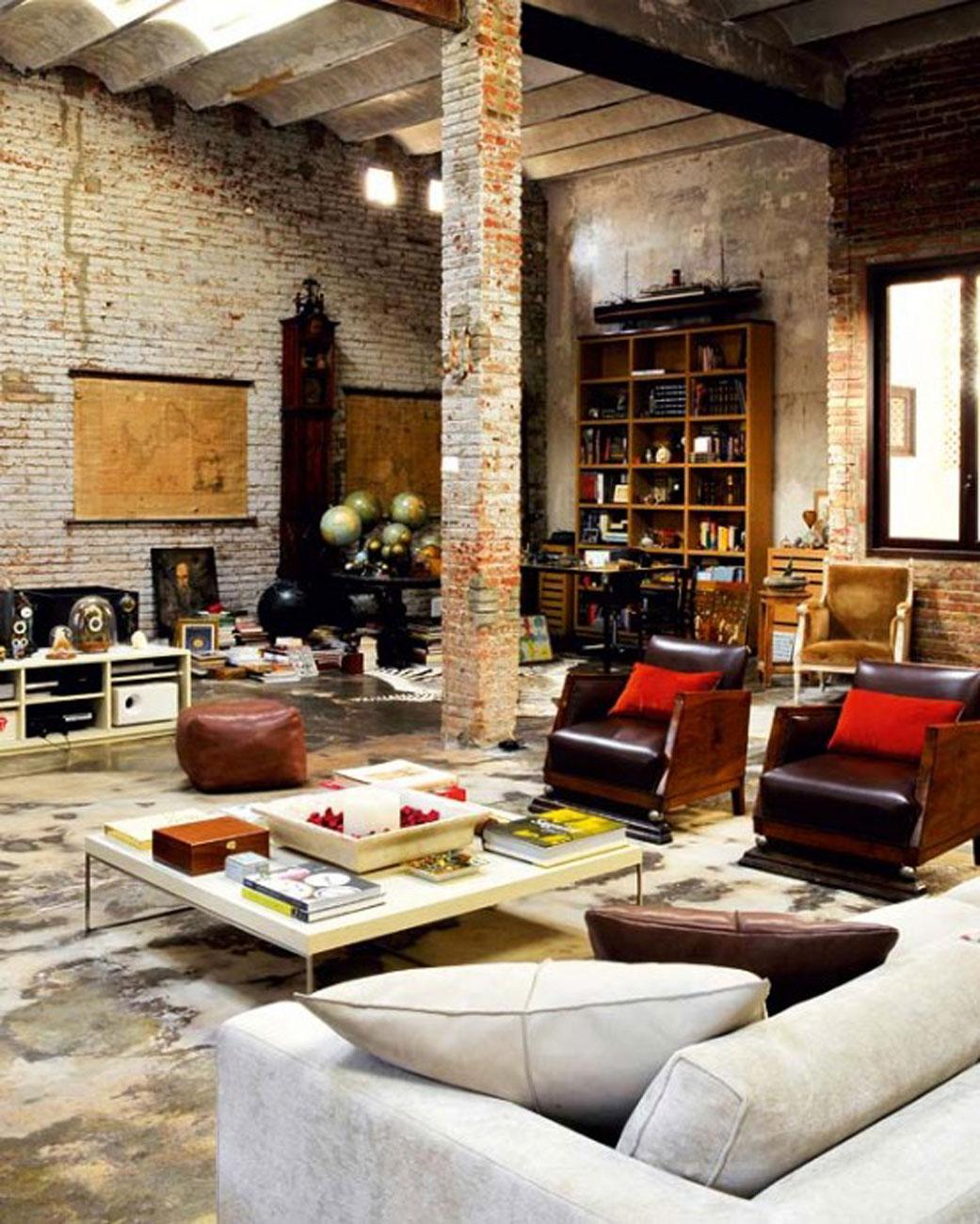 Modern loft apartment: ideas about modern lofts on pinterest loft ...