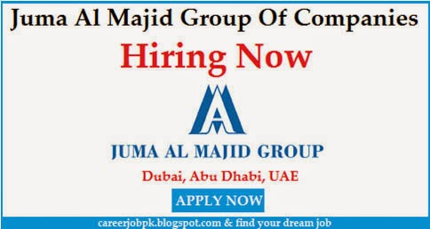Latest Jobs In Juma Al Majid Group Dubai Abu Dhabi