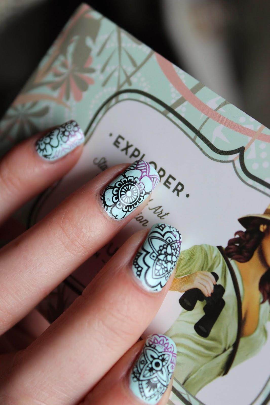 stamping moyou