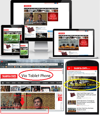 REVIEW SERTA SARAN UNTUK PORTAL BERITA SUARA.COM