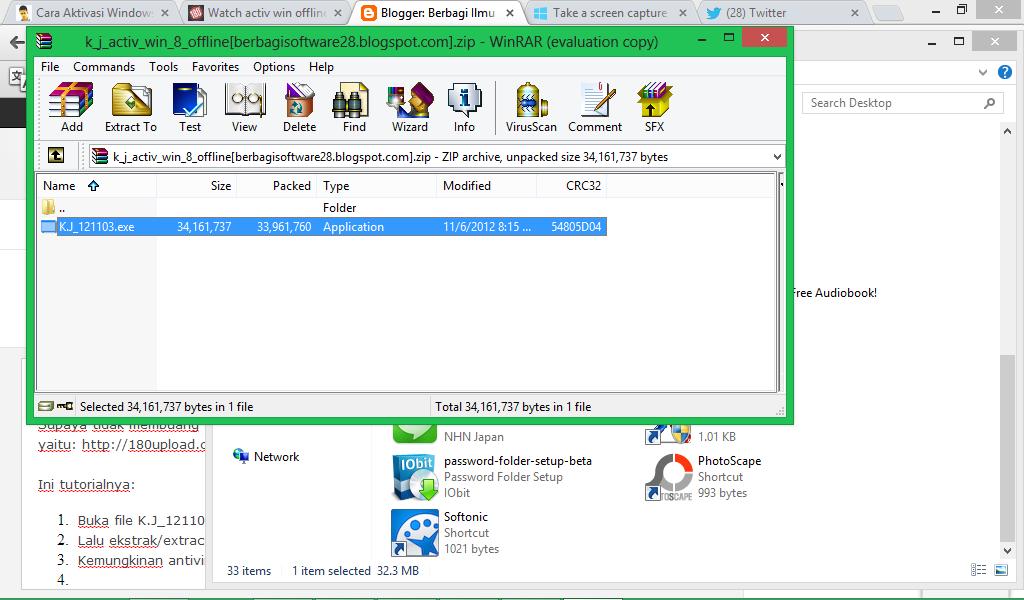 Windows 8 activator k j - Cle d activation office 2013 gratuit ...