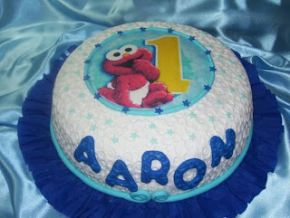 Elmo cakes for children parties