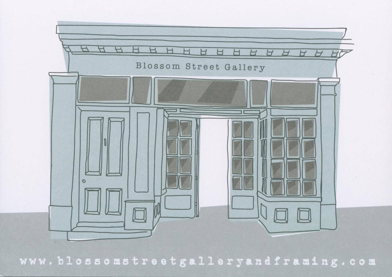 Hippystitch: Blossom Street Gallery & Framing, York