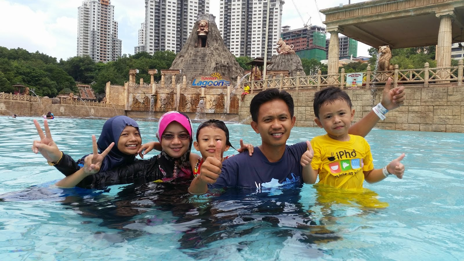 Sunway Lagoon 06062014