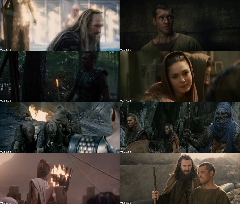 Furia de Titanes (2010) [DVDRip] [Latino]