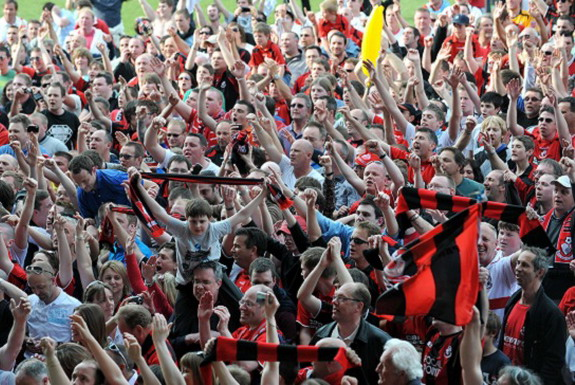 The spirit of the FA Cup is alive and well in Bournemouth