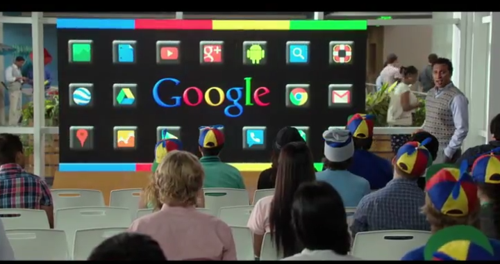 Love That Film: The Internship Review: Computer Crashers