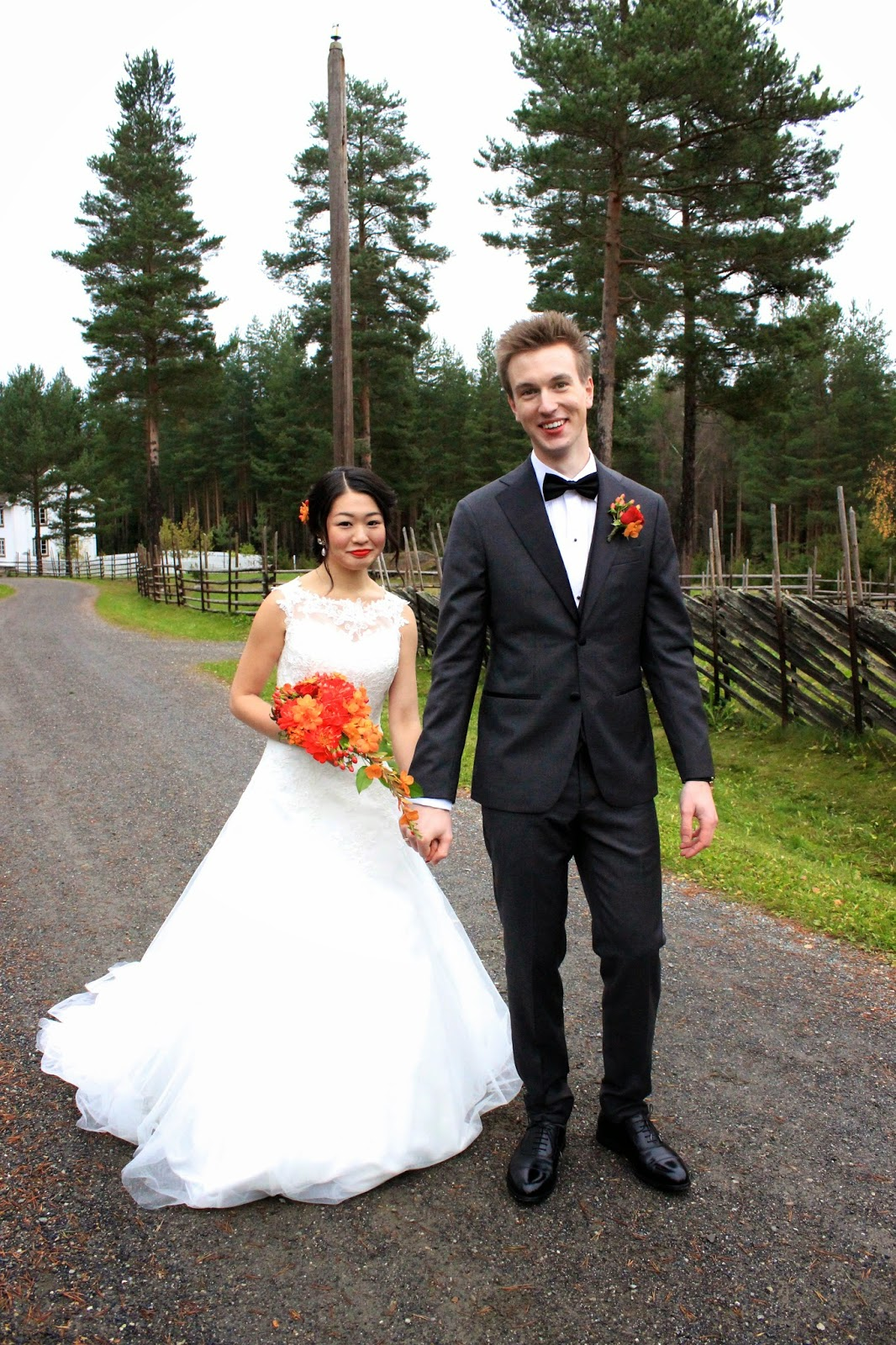 My Best Friend's Wedding in Norway
