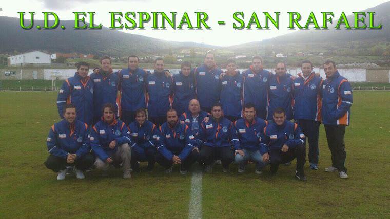 U.D. El Espinar - San Rafael