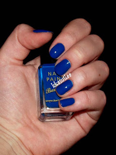 Barry M nr 291 - Cobalt Blue