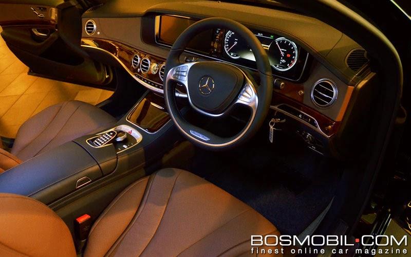 Mercedes-Benz S400L Exclusive