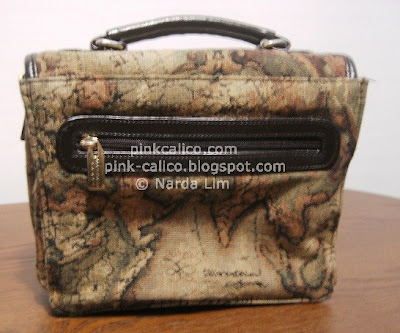 Pink Calico - Tapestry Bag