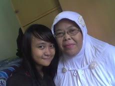 Bersama mamaku