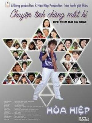 Chuyện Tình Chàng Mắt Hí (2009) - DVDRIP