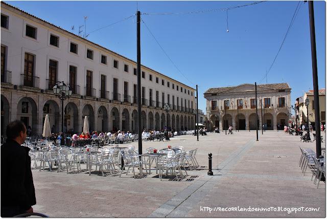Plaza de Yepes