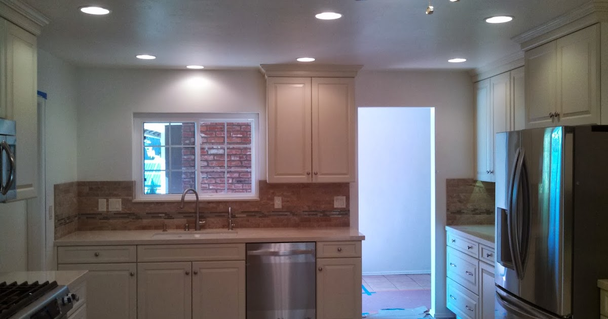 Brilliant electric kitchen remodel complete rewire with for Complete kitchen remodel price