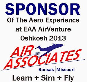 EAA AirVenture Oshkosh 2013 Sponsor
