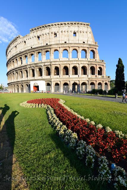 羅馬競技場, Colosseum