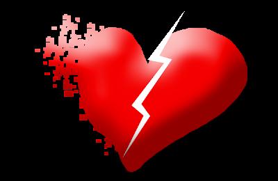 hati hancur kes cerai