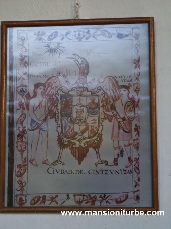 Escudo de Armas de Tzintzuntzan