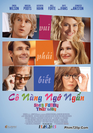 Shes Funny That Way 2015 poster