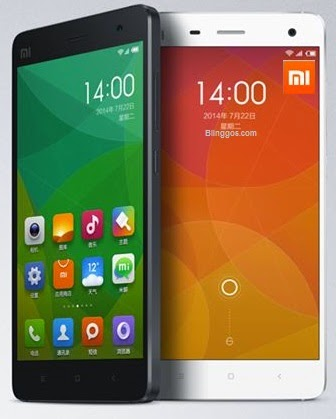 Harga dan Spesifikasi Xiaomi MI 4 LTE