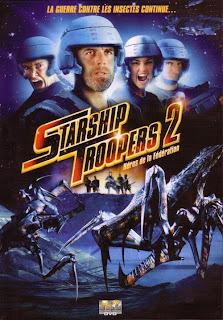 Invasión 2: Héroe de la Federación / Starship Troopers 2