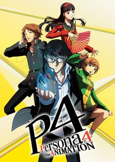 Persona 4 The Animation 4 Español