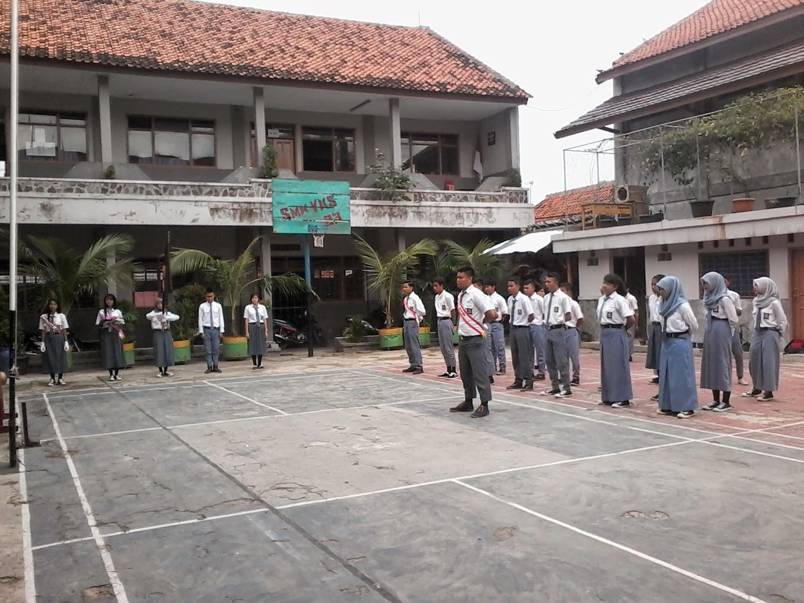 Pembukaan LDKS SMK Prabu Sakti 2 Purwakarta Tahun 2014