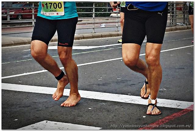 Anda, se nos han olvidado las zapatillas!!