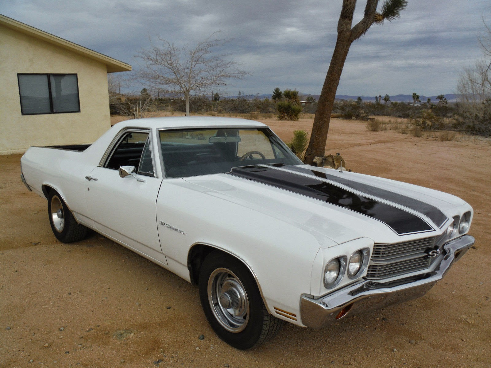 El Camino 4x4 Conversion >> All American Classic Cars: 1970 Chevrolet El Camino