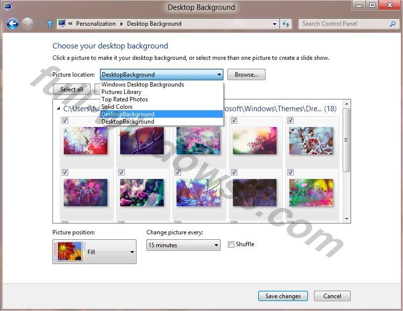 Windows Screensaver