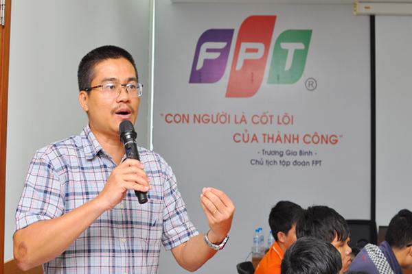 FPT Hồ Chí Minh Tái Cơ Cấu Toàn Diện