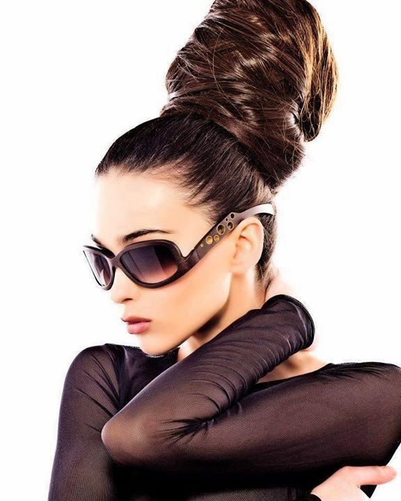 Three Bun Hair Styles Ideas.