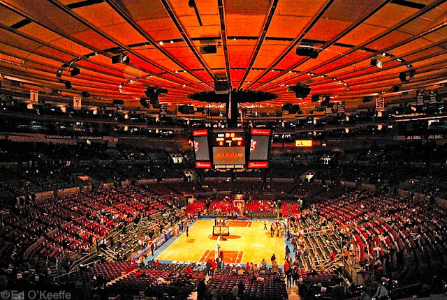 basketball madison square garden