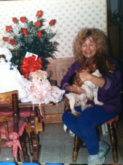 Gloria and Garraway... my precious Basset Hound