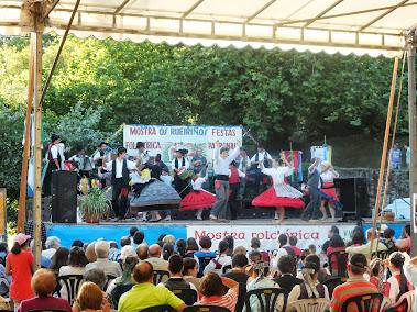 Festival de Folclore em San Pedro de Nós - Coruña - Espanha