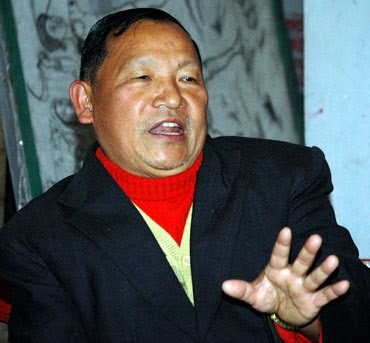 CPRM leader RB Rai lauds GJMM move to promote Nepali language