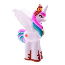 MLP Bath Figure Princess Celestia Figure by Play Together