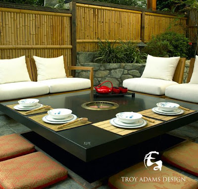 Modern and Innovative Integrated Dining Tables (15) 7