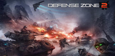 [Android] Defense zone 2 HD APK and SD Data