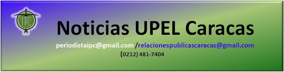 Noticias UPEL Caracas