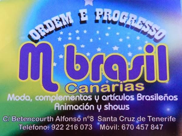 Simpatia à brasileira :)