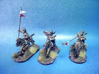 [La escuadra de la semana] Lanceros polacos de WarlordGames